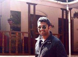 Darshan Ravi Travel Blogger