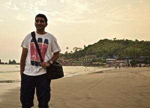 Sidharth Dixit Travel Blogger