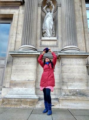 Amogha Reddappa Travel Blogger