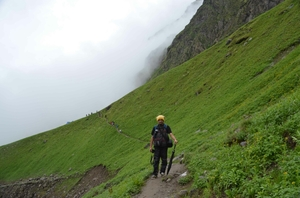 Toughest Trek of India - Shri Khand Mahadev (Kailash) Trek, HP