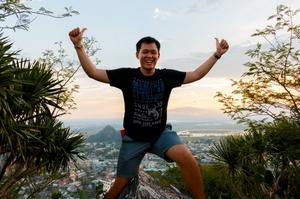 Andrew Ng De Rong Travel Blogger