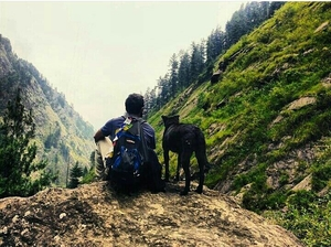 5 steps to be backpacker