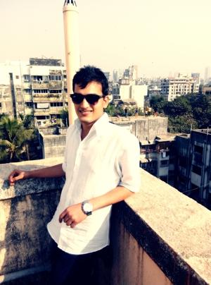 Harish Kunecha  Travel Blogger