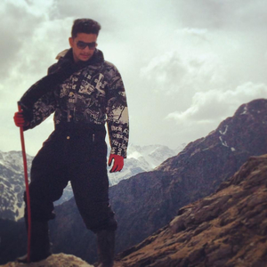 Gaurav Chordia Travel Blogger
