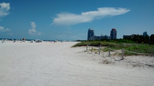 Miami Beach - Of Sparkly Sands and Excruciating Tans