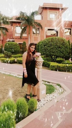 Preeti Longia Travel Blogger