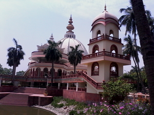 A day trip to Mayapur