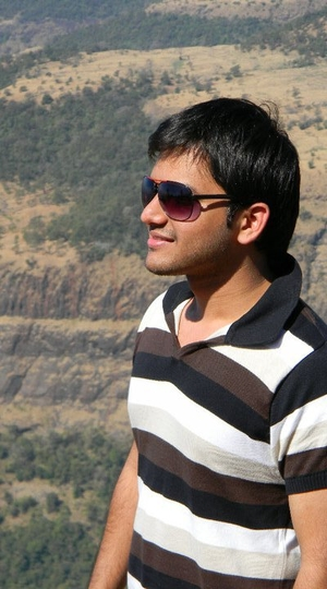 Ankit Agarwal Travel Blogger