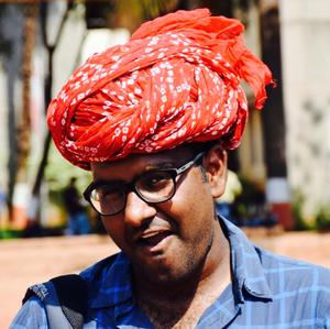 Sandeep Pamula Travel Blogger