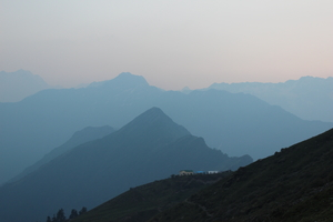 Chopta, Tungnath Chandrashilla, the Place Where Heidi Lived.