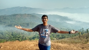 Krishna Kala Baskaran Travel Blogger