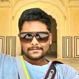 Deepak Ponmudi Travel Blogger