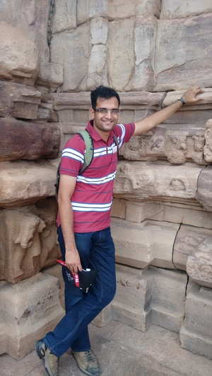 Sagar Jayawant Travel Blogger