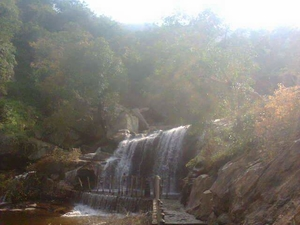 Mystically refreshing  Thirumoorthy dam n falls...