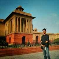 Pierre Siddarth de Souza (Sid) Travel Blogger