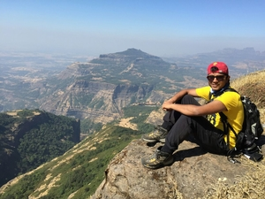 Ankit Solanki Travel Blogger