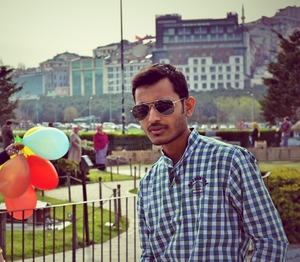 Ripan Dutta Travel Blogger