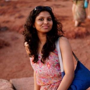 Tanushri Travel Blogger