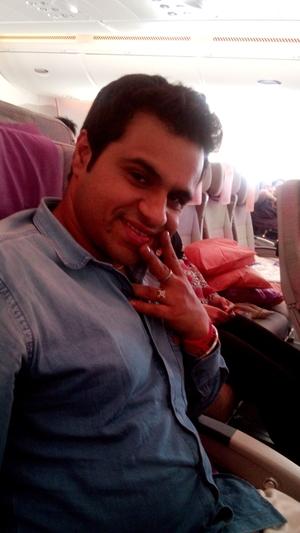 Vivek Sachdeva Travel Blogger