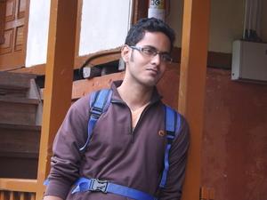 Sunando Chakrabortry Travel Blogger