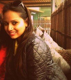 Paridhi Negi Travel Blogger