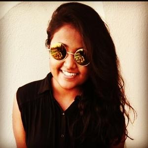 Preeti Shetty Travel Blogger