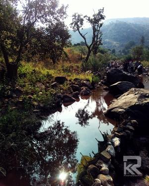 Unseen  Waterfalls Tracks of Gujarat (Saribar, Dahel, Zarwani & Ninai)