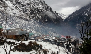Malana : In search of peace