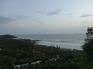 Silence, raindrops, beaches – Goa