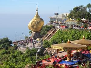 Solo Trip to Yangon, Myanmar