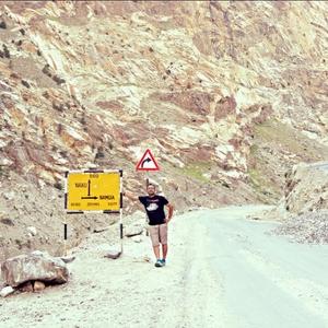 Sharma Rahul Travel Blogger