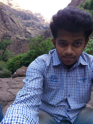 shrinath talashilkar Travel Blogger
