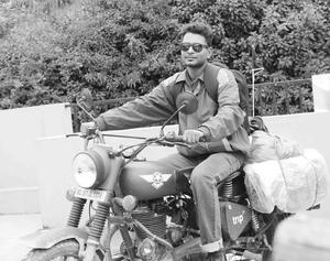 Jithin Pattanam Travel Blogger