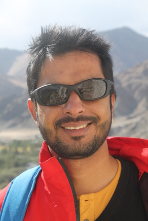 Ankit Kaushal Travel Blogger