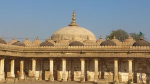The epitome of Indo-Saracenic architecture: Sarkhej Roza