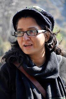 Shailza Dasgupta Travel Blogger