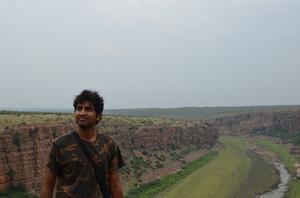Ayushman Gupta Travel Blogger