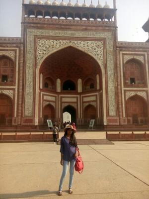 Beauty of Taj