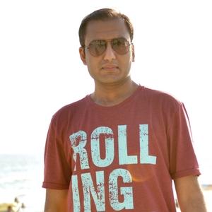 Dhruv Kapasi Travel Blogger