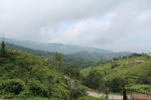 A Touch Of The Cloud- Nagarkot, Nepal