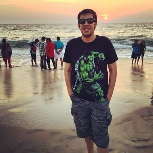 Anirudh Malani Travel Blogger