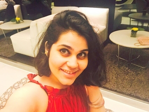 Simrun Kapoor Travel Blogger