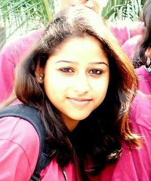 Akriti Mathur Travel Blogger