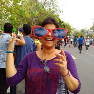 deepti Travel Blogger