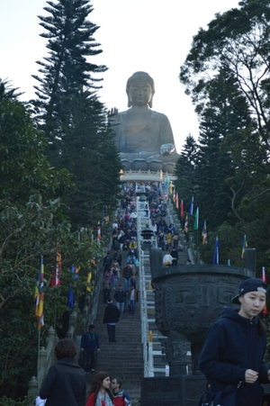 Postcards from Ngong Ping