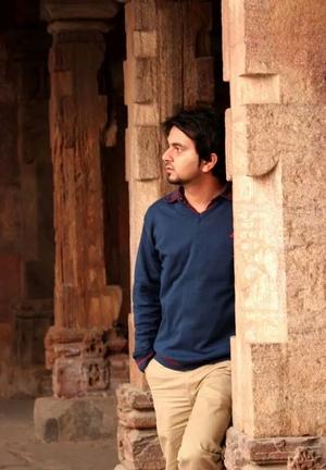 Prashant Bhatia Travel Blogger