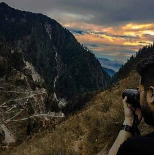 Karan Kutur Travel Blogger