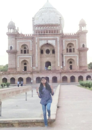 shruthi s Travel Blogger