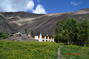 My Rendezvous with Leh-Ladakh