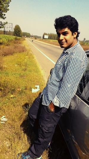 Shaibhav Arora Travel Blogger
